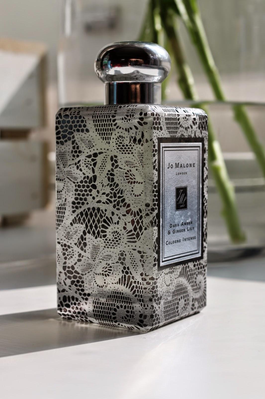 jo malone london lace bottle collection caroline hirons. Black Bedroom Furniture Sets. Home Design Ideas