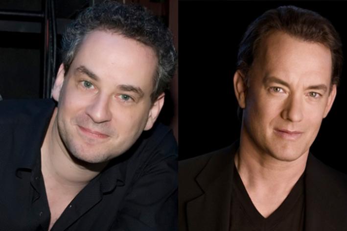 Dan Stulbach e Tom Hanks