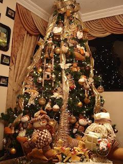 diseños de arbolitos navideños