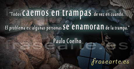 Frases para el amor Paulo Coelho