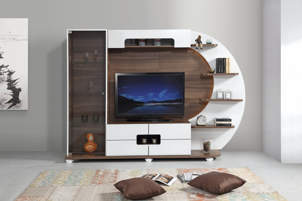 Tv Unit Stand Cabinet Designs 1 Decorate