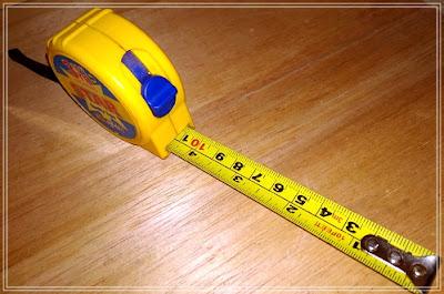 satu meter