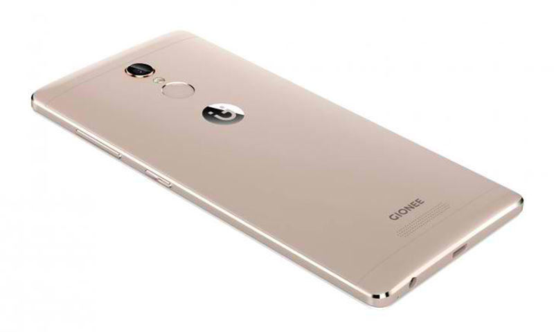 Gionee S6s Now Official, A Midrange Phone With Selfie Screen Flash