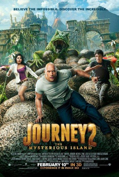 Hòn Đảo Huyền Bí 2 - Journey 2: The Mysterious Island - 2012