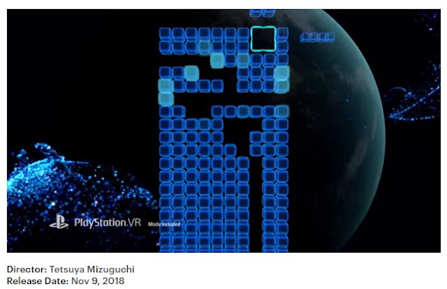 'Tetris Effect' Video Game Review