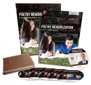 Institute for Excellence in Writing Poetry Memorization Review
