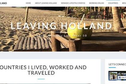 Leaving Holland : Meninggalkan Kampung Halaman Berbekal Blog