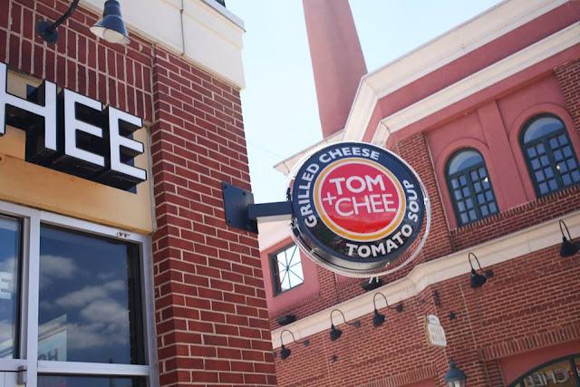 Tom + Chee in Newport, Kentucky