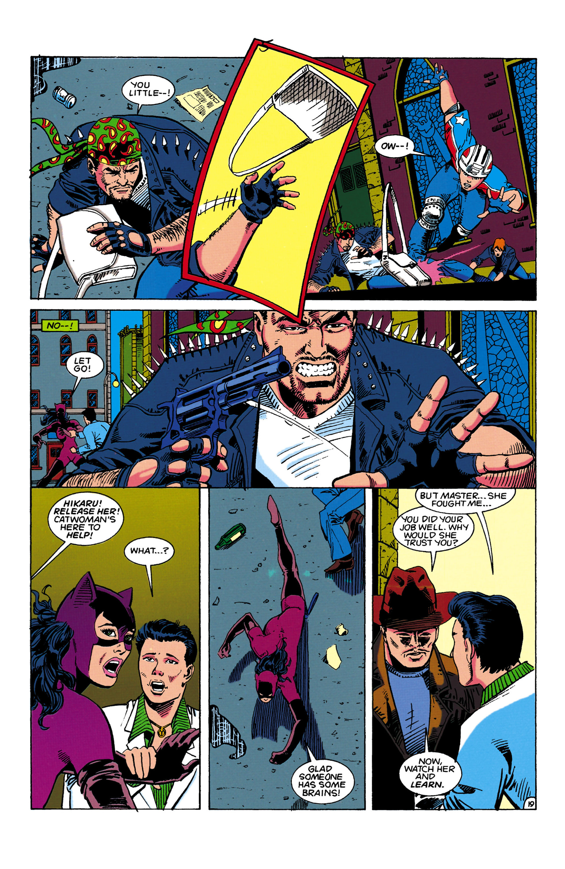 Catwoman (1993) Issue #5 #10 - English 20