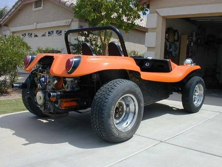 Wires in Cars: Dune Buggies are Back !