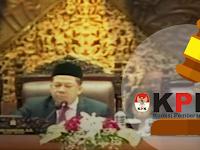 Meski Di Hadang Hak Angket DPR,Ketua MPR Minta KPK Tetap usut Korupsi E-ktp