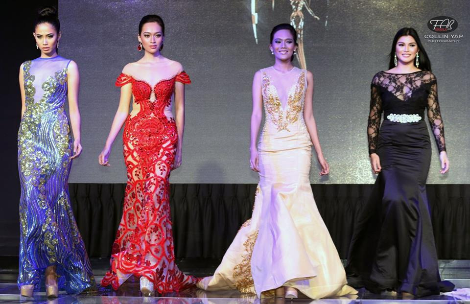 Miss Philippines Earth 2016 Evening Gown Competition Winners ...
