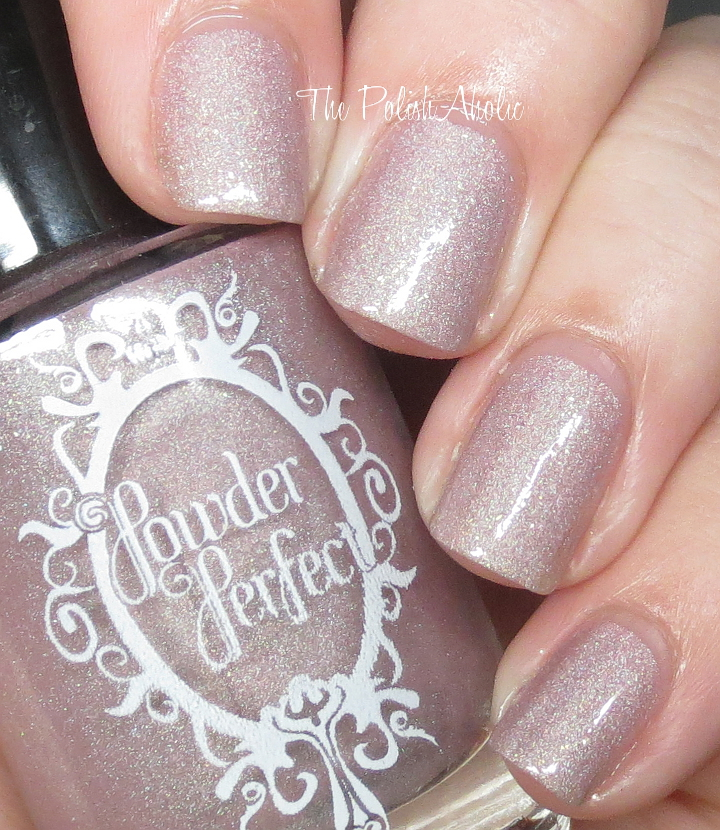 The PolishAholic: Powder Perfect New Color4Nails Exclusives Swatches ...
