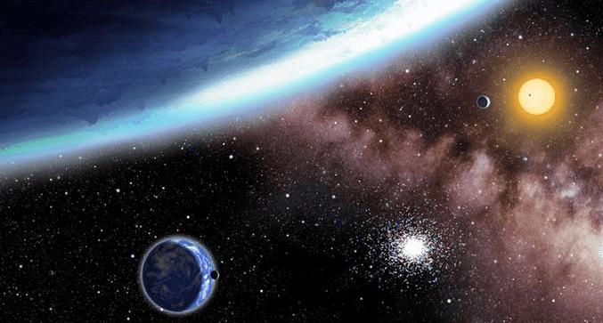 Bumi Luar Angkasa
