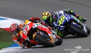Marquez Tercepat FP3 MotoGP Motegi Jepang, Rossi Kedua