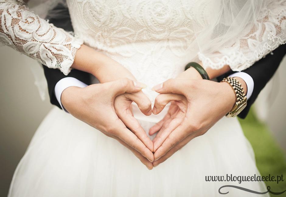 Dilema da organização do casamento + blogue português de casal + ela e ele + ele e ela + pedro e telma
