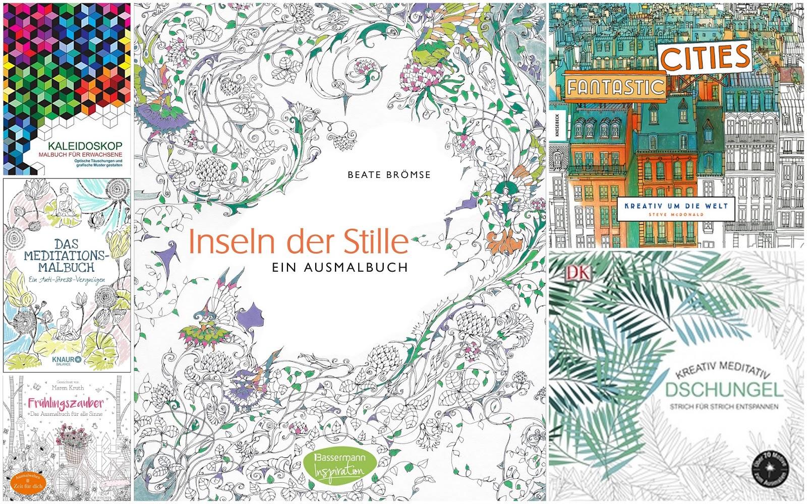 Malbuch Für Erwachsene Secret Garden