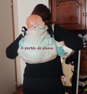 préformé porte-bébé onbuhimo ceinture amovible Limas Flex portage bébé bambin