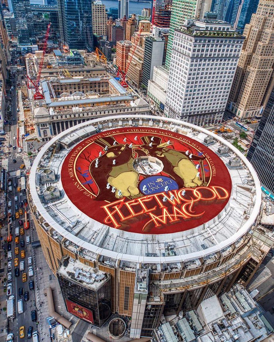 Fleetwood Mac News: REVIEW Fleetwood Mac New York City Night