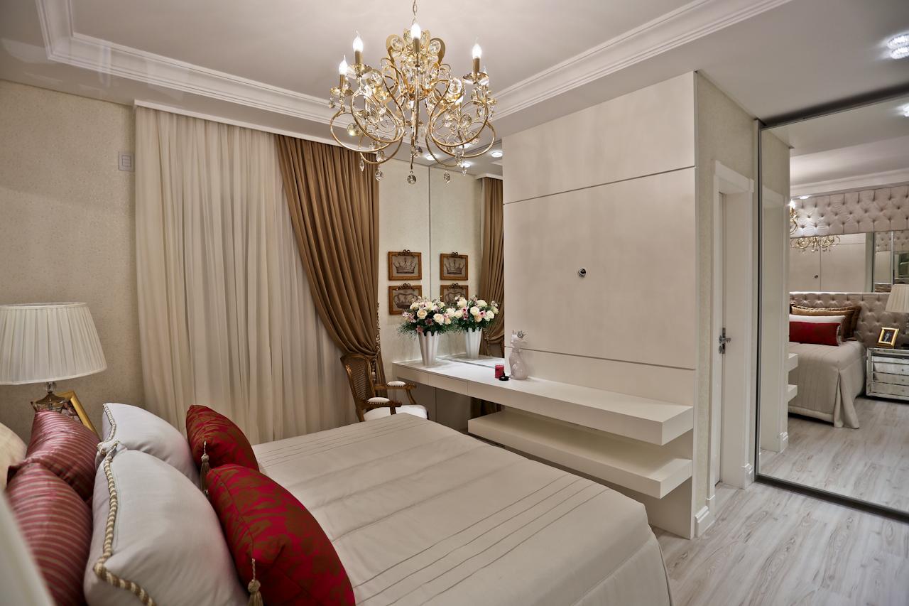 Apartamento com decora o cl ssica neutra e sofisticada for Decoration e