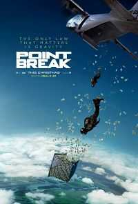 Point Break (2015) Hindi Dubbed Tamil - English Dual Audio DVDScr 400MB