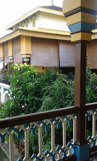 Istana Maimun kediaman sultan