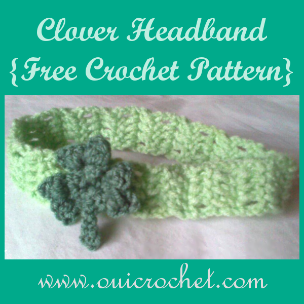 Clover Headband