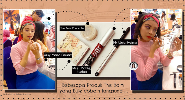 "The+Balm+Beauty+Workshop+""Beauty+in+5+Minutes"""