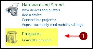 Program Pe click kare
