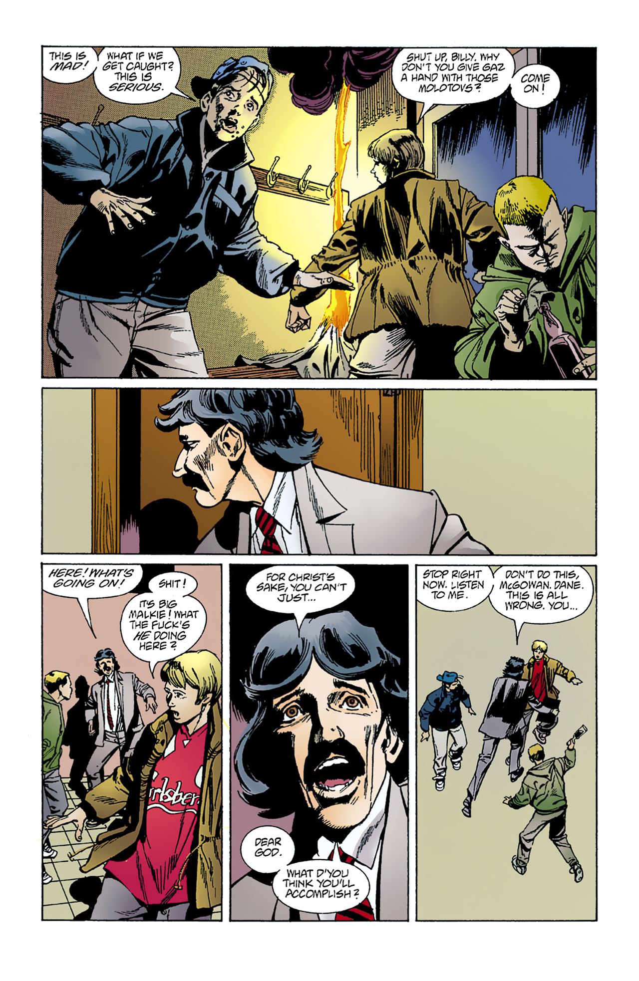The Invisibles (1994) 1 Page 20
