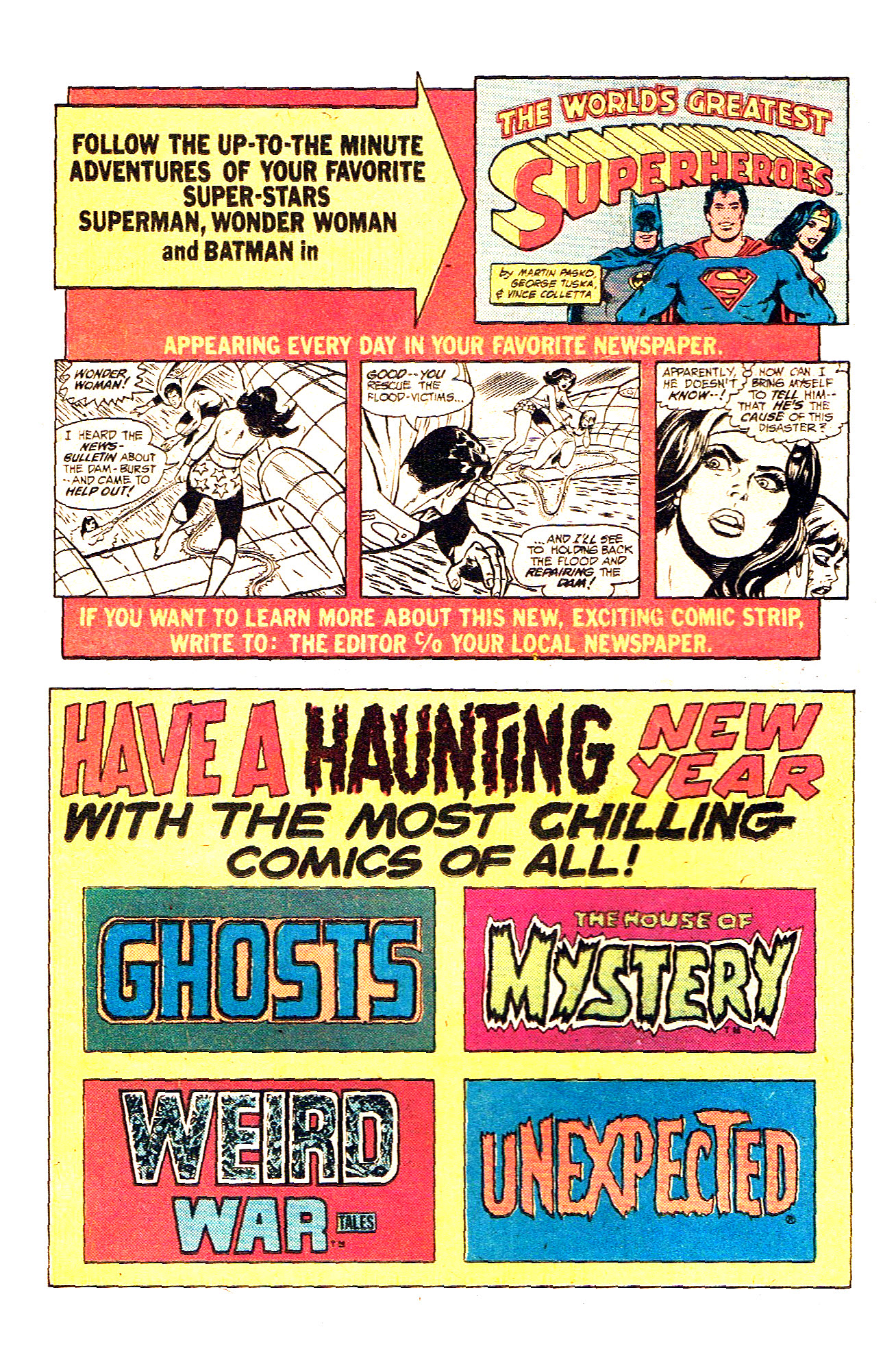 Read online Ghosts comic -  Issue #75 - 14