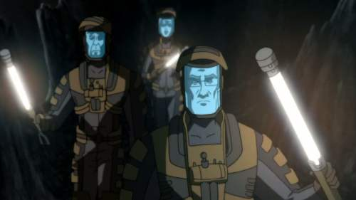 Castle Vardulon How To Ruin Your Own Movie Dead Space Downfall