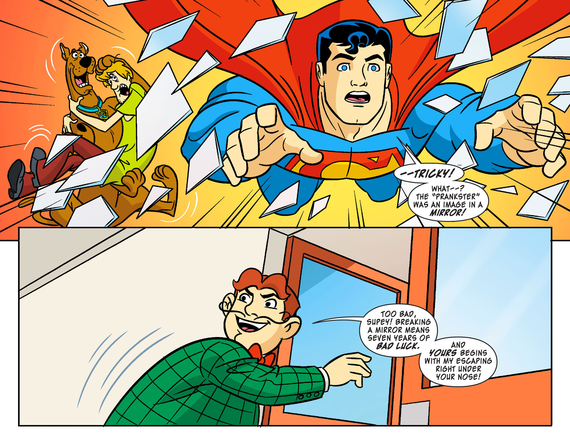 Read online Scooby-Doo! Team-Up comic -  Issue #17 - 15