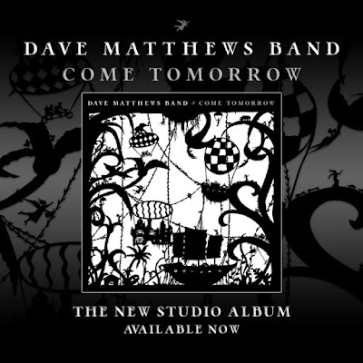 "Dave Matthews Band Score No. 1 Album Worldwide With ""Come Tomorrow"""