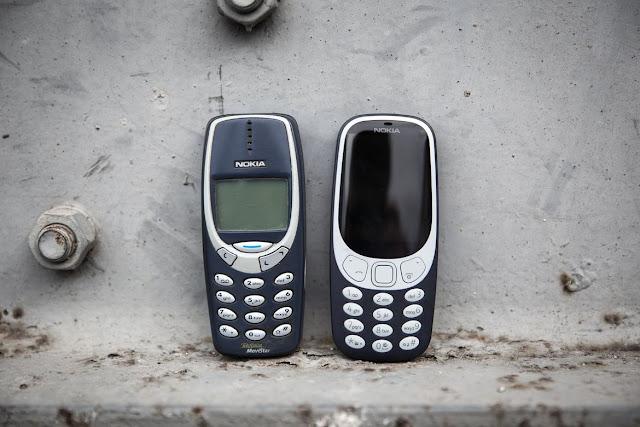 Ponsel Jadul dengan Harga yang Fantastis