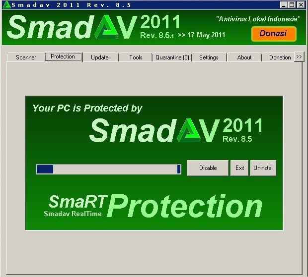 Download Smadav 2011 Rev 8.4 Antivirus Indonesia Terbaik