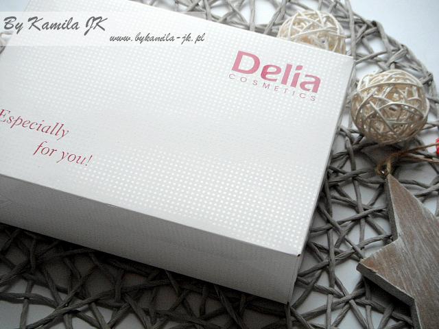 nowości Delia szminka granatowa Creamy Glam lakiery do paznokci kredki do oczu zmywacz do paznokci w gąbce