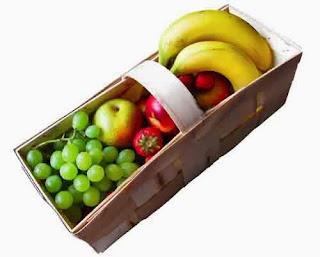 Es mejor comer fruta entera que en zumo