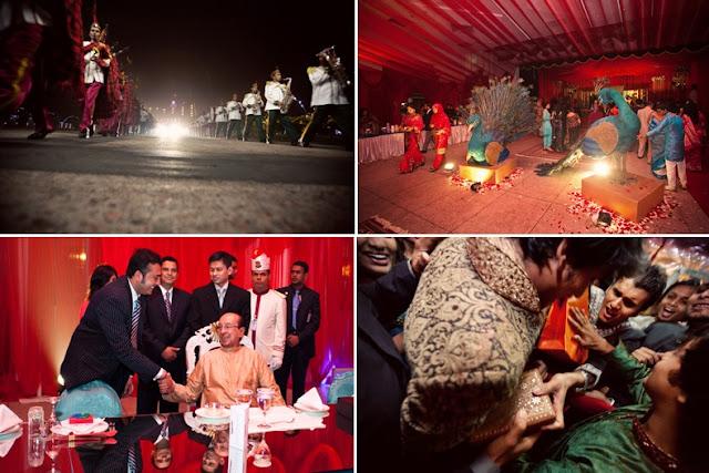 dignitaries attendance mega wedding