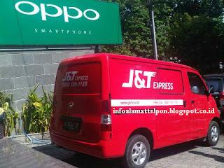 Jasa Ekspedisi J&T Express Batam