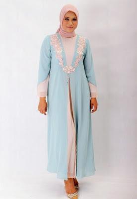 Model Baju Muslim Untuk Orang Gemuk 2