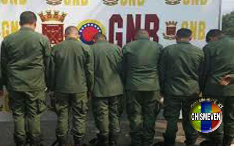 Acusaron a 6 GNB por matar con un tiro a una niña de 1 año y medio