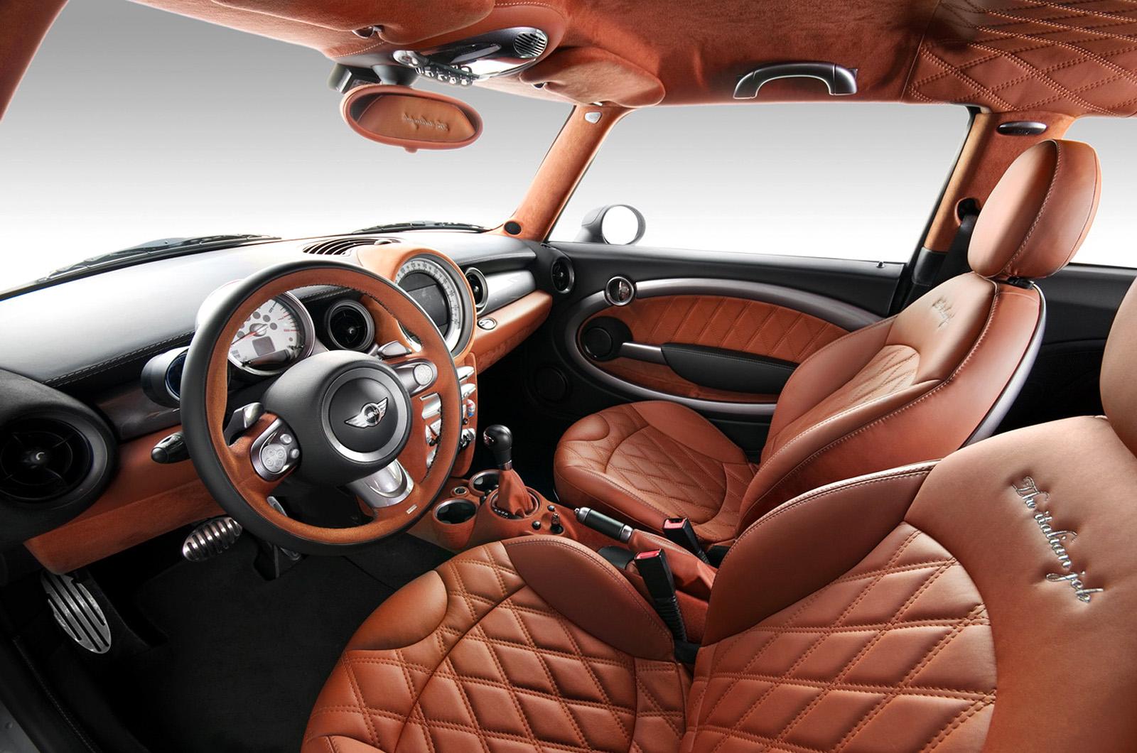 designer car interior - photo #4