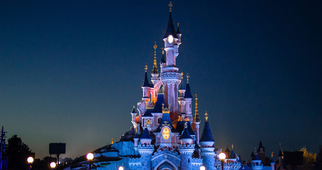 Taxi to Disneyland Paris from Charles de Gaulle
