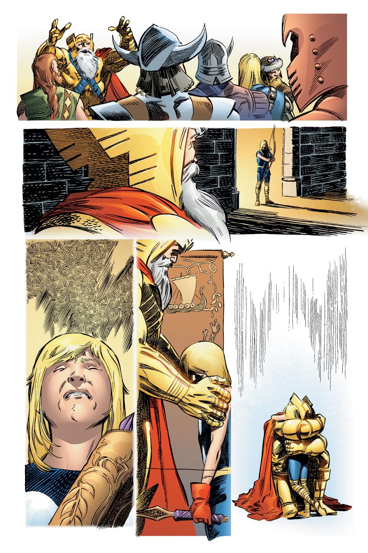 Thor (1998) Issue #44 #45 - English 9