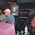 Diplo, PartyNextDoor, WizKid e Mark Ronson estiveram juntos no estúdio