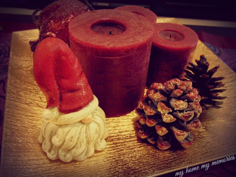 Santa-clause-candle-for-decor