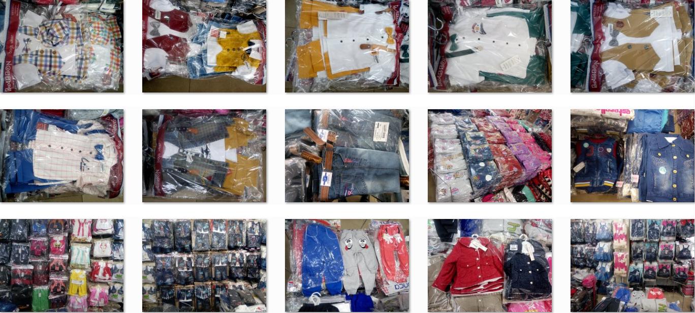 toptan çocuk kıyafetleri