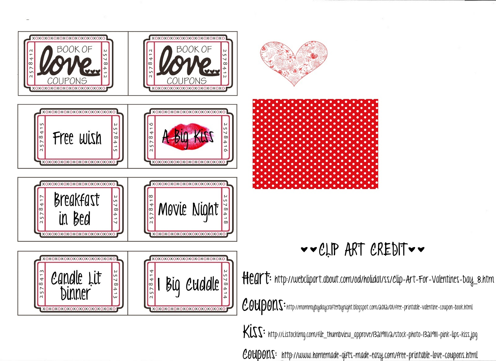 Homemade coupon book template for Coupon book for husband template