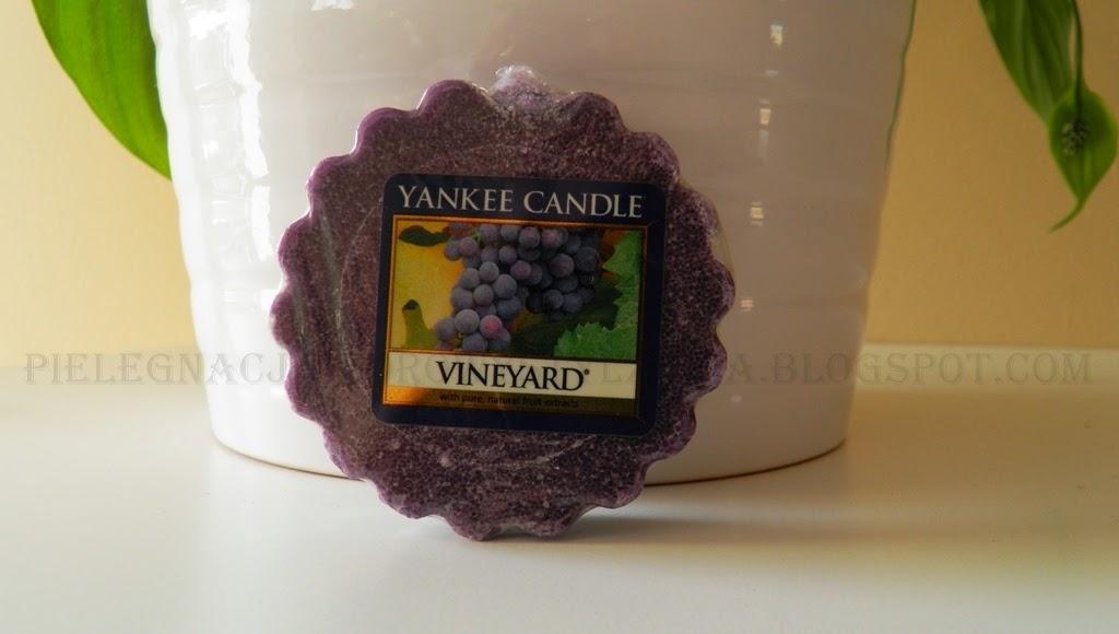 Yankee Candle: Vineyard i Sweet Apple